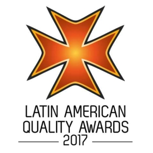 2017 - LATIN AMERICAN QUALITY AWARDS LAQI