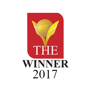 2017 - THE WINNER AWARDS REVISTA TOP OF BUSINESS